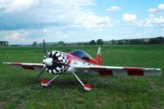 2013 - YAK 54 + Crash
