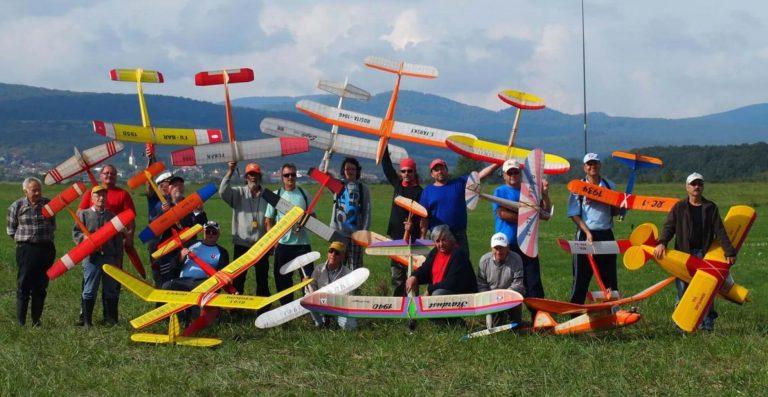 12. ročník MALOKARPATSKÉHO POHÁRA Historických RC modelov lietadiel